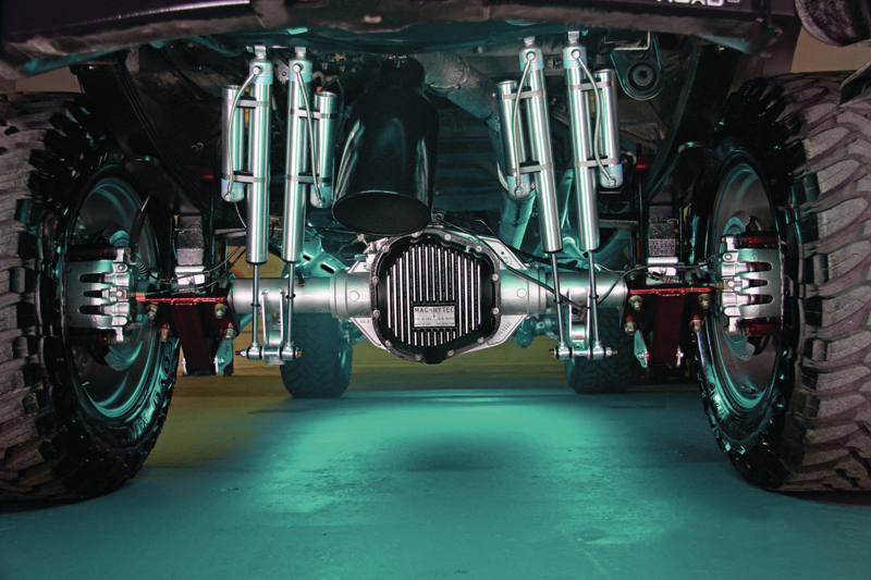 f350 rear differential oil capacity